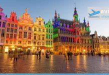 aviabiletebi bruseli