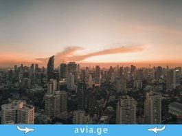 tbilisi bangkok flights